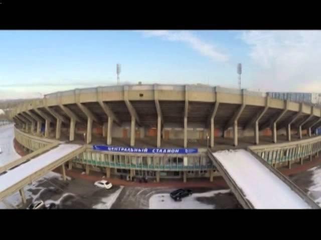 Как изменят Красноярск к Универсиаде 2019 г.