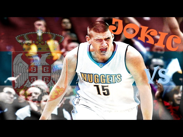 Nikola Jokic -Highlights vs Phoenix Suns (13pts, 9 rebs)