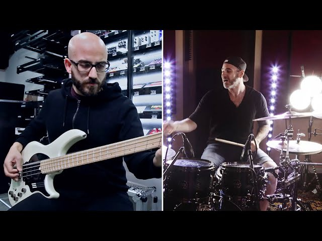 Periphery - Prayer Position (Drum Bass Playthrough)