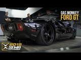 SEMA 2015  Ford GT  Gas Monkey Garage w Aaron Kaufman