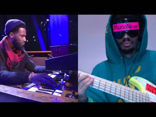 MonoNeon Cory Henry Yoran Vroom - Heart at Midnight (Live at Bimhuis Amsterdam)