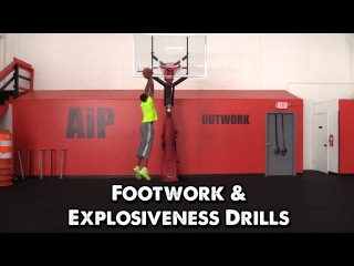 Elite Footwork & Explosiveness Drills for Basketball (with Pat the Roc)