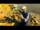 Рыбалка с берега в Агадире порт Марокко.