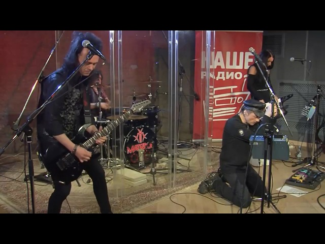 The MATRIXX – В программе «ВОЗДУХ» (Москва, 14.05.2016)
