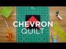 Make an Easy Chevron Block - Quilt Snips