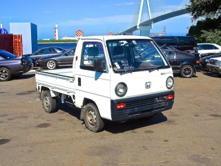 1989 Honda Acty (4WD Kei Truck) - Japan Auction Purchase Review