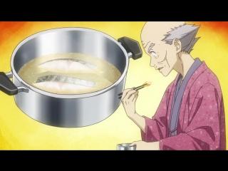 [AnimeJet] Shokugeki no Soma 2 01 / Повар-боец Сома 1 серия 2 сезона Souma русская озвучка [IIIaurma & Lady_Candy]