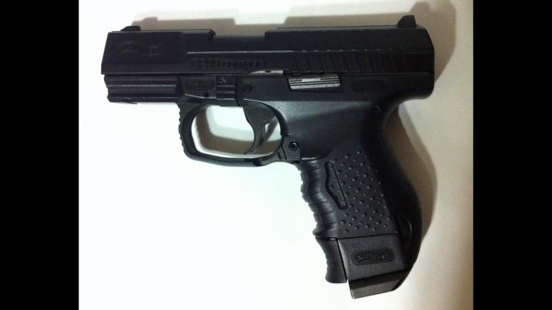 Пневматический пистолет Walther CP99 Compact Umarex(Pneumatic gun)