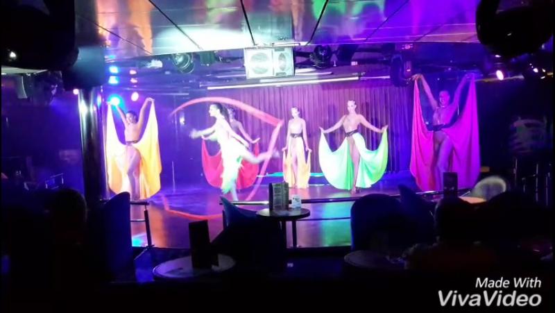 FAME от танцевально-гимнастического шоу Lux`Or