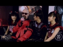 BABYMETAL - Interview with Rob Halford (APMAs 2016)