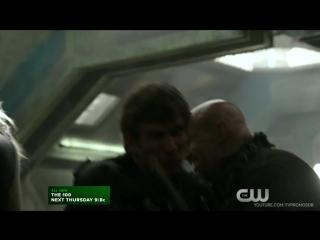 Промо + Ссылка на 3 сезон 8 серия - Сотня / The Hundred / The 100