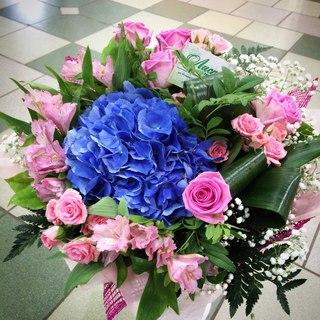 Свадебные букеты из цветов пенза — pic 14