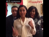 Stephen Curry, Ayesha Curry  the First Lady Michelle Obama go…BANANAS!