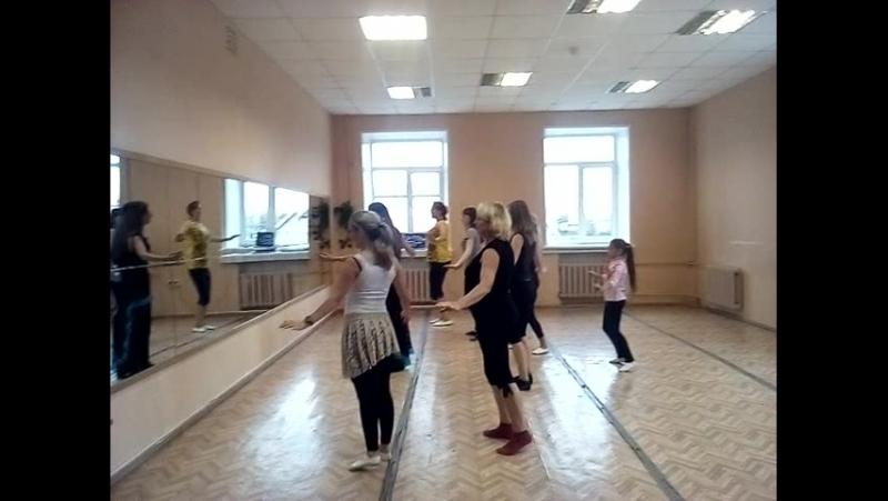 Занятие на Фитнесс Группе для начинающих для Любителей Танца Живота Лето 2016г ДК Железнодорожников гИжевск, Всех желающих ждём!