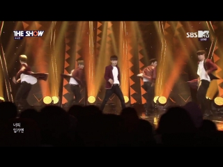KNK - Knock @ The Show 160329