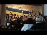 Танец девочек 11 классов