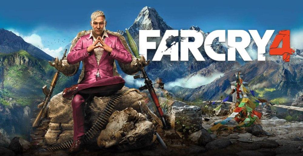 Аккаунт Far Cry 4