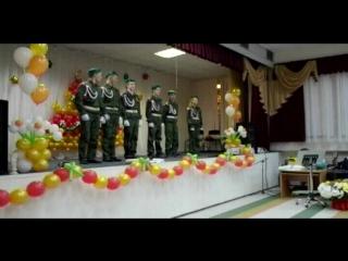 Костомукша  Юбилейный  вечер   40 лет  1  школа