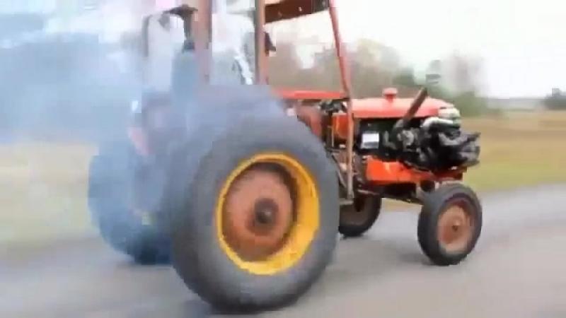 Лучше приколы мечта тракториста Трактор Ужас Шутка! Юмор! Прикол! Смех