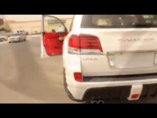 [Kavkaz vine] Lexus lx570 invader l60