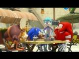 Соник Бум / Sonic Boom 1 сезон 30 серия - Конкурс Чили-догов (Карусель)