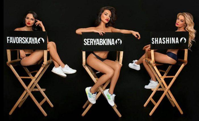 Группа «Serebro» презентовала новый клип