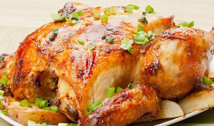 Рецепт: Цыпленок по-венски