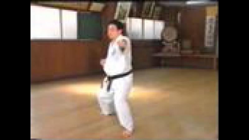 Sushiho Kata by kancho Matsui (great)