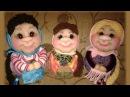 Авторские работы Валентины Третьяк текстильная чулочная кукла, вышивка лентами и многое другое