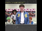 I JUST LOVE IT THAT KOOKIE COULDNT HELP BUT LAUGH WHILE SINGING