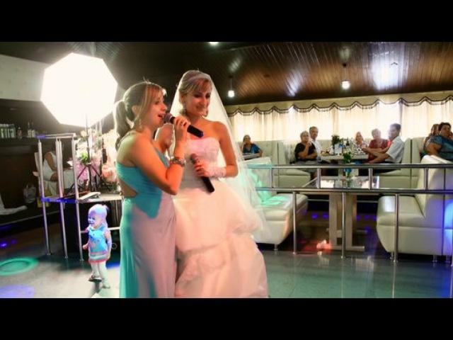 До слез ; песня дочерей для мамы на свадьбе!