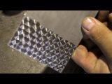 Как навести мороз на металле (альтернатива полировке)