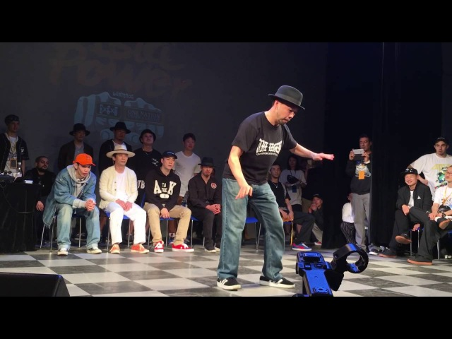 Jaygee , Maccho , Evo , Gucchon , Hoan , Kei @ Asia Power vol. 1 - All Judges Demo