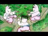Три Панька Хазяйнують (1991) - мультфльми укранською мовою