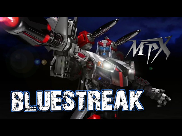 Transformers Bluestreak