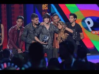 Becky G gana a Mejor Vestida (Best Dressed) en Premios Juventud 2016