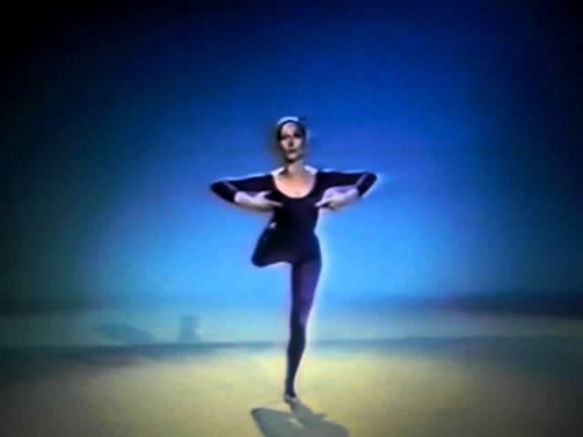 Mattox jazz dance technique, no. 21 Lift and flex, bend and point