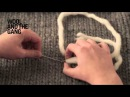 Цветные стежки_How to Duplicate Stitch on Knitting