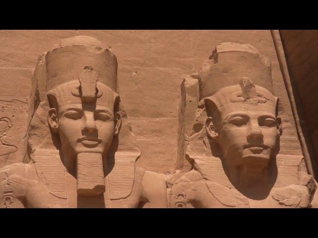 Луксор, Абу-Симбел, Асуан, Египет в full HD