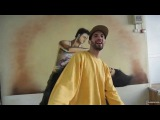 Хип-хоп танцы школа Урок 4 Happy feet, Cat Daddy, Biz Markie