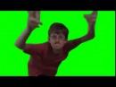 MLG Green Screen Crazy child l Бешеный ребенок ФУТАЖ