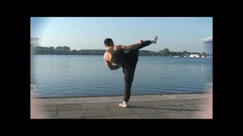 Badr Hari Ninja Samir - Comeback Stunts