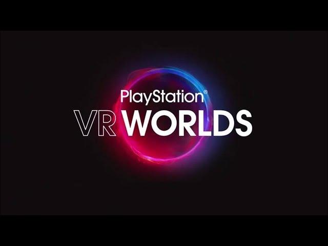 PlayStation VR Worlds (5 игр для очков виртуальной реальности)
