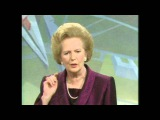 MARGARET THATCHER - Interview with Terry Wogan 1990