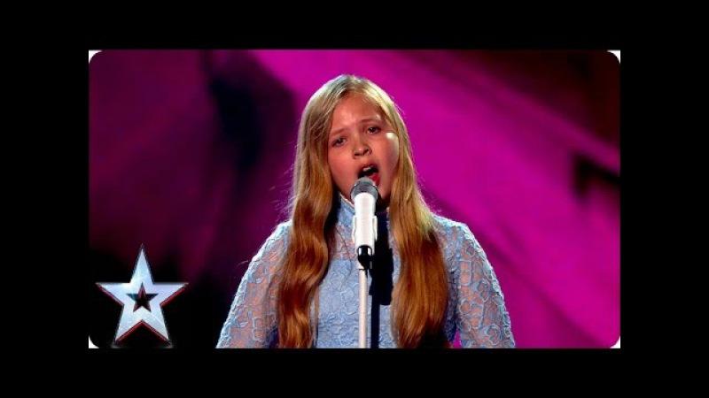 Beau Dermott gives us goosebumps all over again   Semi-Final 4   Britain's Got Talent 2016
