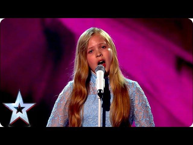 Beau Dermott gives us goosebumps all over again Semi Final 4 Britain's Got Talent 2016