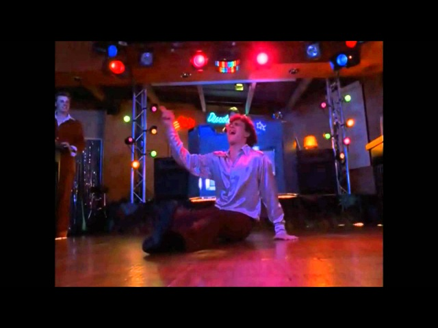 Nick Andopolis Disco Dance - Freaks and Geeks