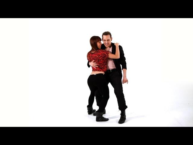 How to Do Easy Reggaeton Partner Moves Latin Dance