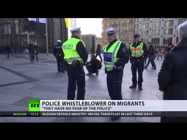 Migrants don't fear police – ex-cop whistleblower on Cologne sex attacks