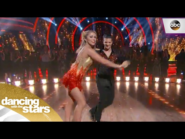Paige Mark's Salsa Dancing with the Stars